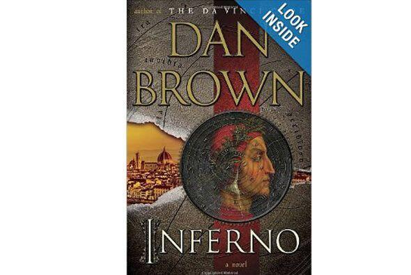 """""""Infierno"""": una novela de Dan Brown en su cuarta entrega despu..."""