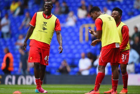 El Liverpool gastó 168 millones y su gran fichaje fue el italiano Mario...