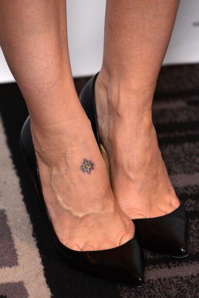 ¿Pero alguna vez le habías visto su tatuaje?