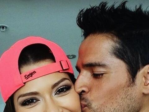 """""""Despidiéndome con besito y selfie antes de irme a #LosAngeles #L..."""