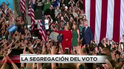 El voto de las latinas será crucial en las próximas elecciones