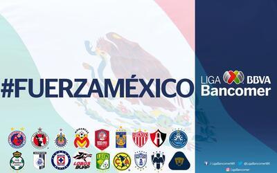 El fútbol mexicano volverá el próximo martes con la...