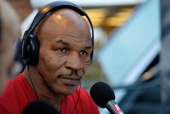 Tyson fue condenado a tres años de prisión por la supuesta violación a l...