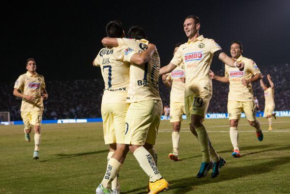 La falta cometida por Hiram Mier fue cobrada por Osvaldo Martínez, cuyo...