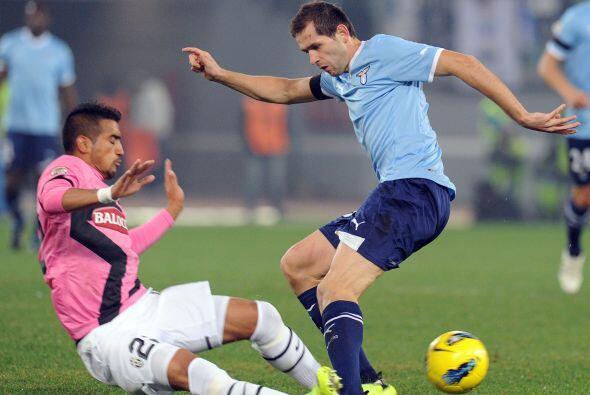 Tuvo un encuentro muy complicado en contra de la Lazio, que tambi&eacute...