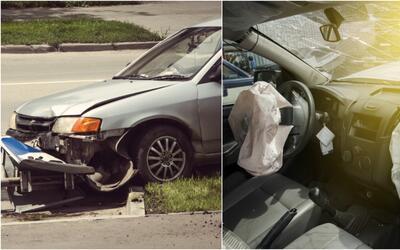 riesgos al comprar un auto siniestrado