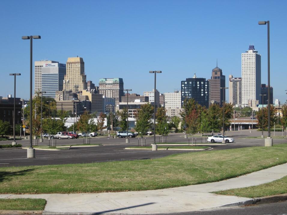 Memphis, en Tennessee, está en el sexto lugar de este ranking.
