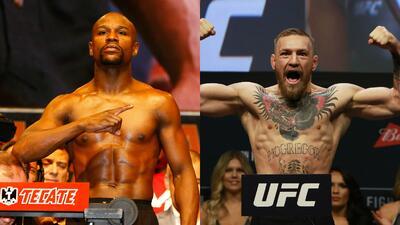 Mayweather y McGregor, el camino de dos superestrellas por el combate más esperado