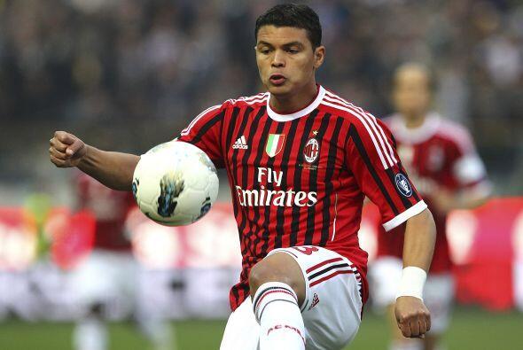 Thiago Silva es un titular indiscutido de Brasil. Será uno de los mayore...