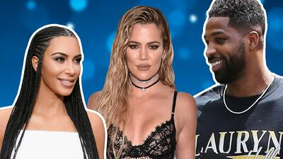 Como Kim Kardashian y Tristan Thompson ya se perdonaron, él comentó una tiernísima imagen que ella subió a Instagram