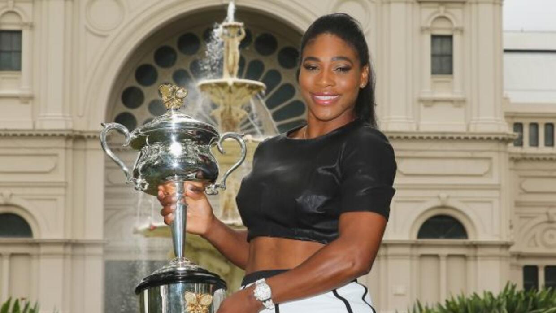 La tenista aparecerá en la portada del mes de abril de la revista Vogue.