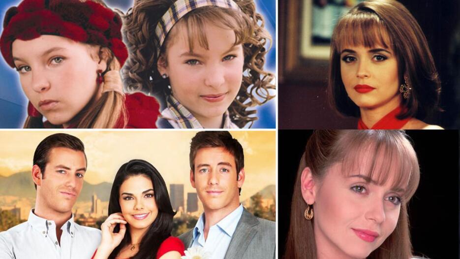 Gemelos de las telenovelas
