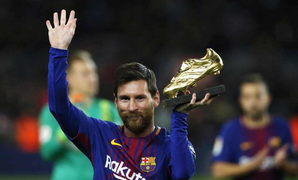 1. Lionel Messi (F.C. Barcelona / Argentina) - 247 puntos