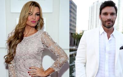 Marjorie de Sousa y Julián Gil se separaron como pareja cuando su bebé M...