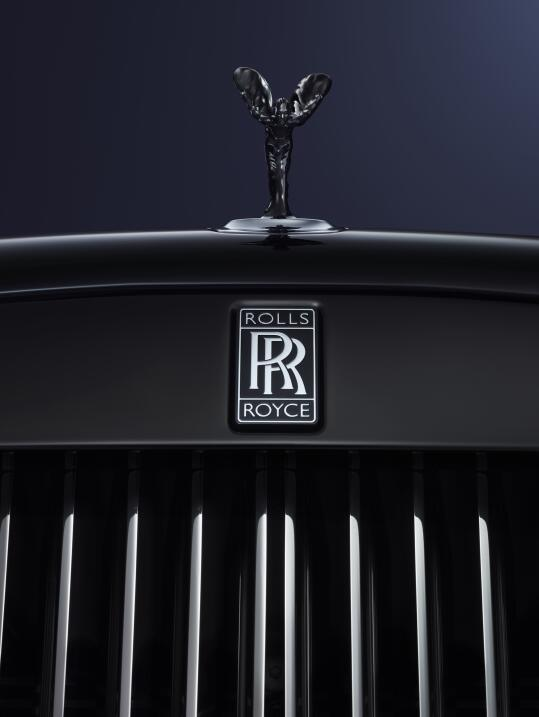 Rolls-Royce Wraith Black Badge 2017