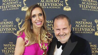 ¡Lo máximo! El Gordo y La Flaca hace historia con un Emmy nacional!