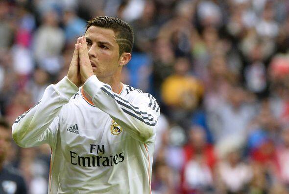Se redimió el portugués con el gol. En cualquier caso hizo...