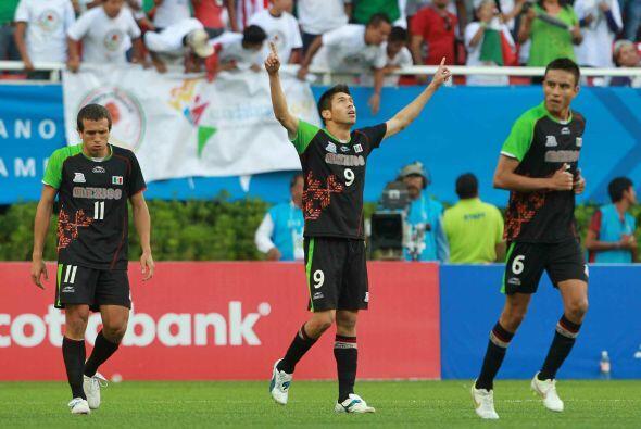 El 'Cepillo' formaría parte del combinado mexicano que disputaría los Ju...