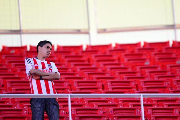 La afición es otro punto negativo para las Chivas, mientras el Veracruz...