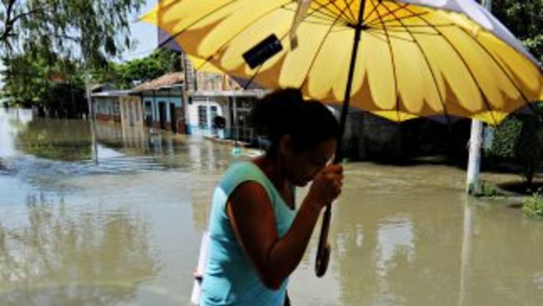 Las muertes a causa de las intensas lluvias que azotan la región del Pac...