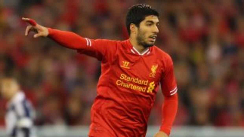 El atacante uruguayo, quien ha pedido salir del Liverpool y es pretendid...