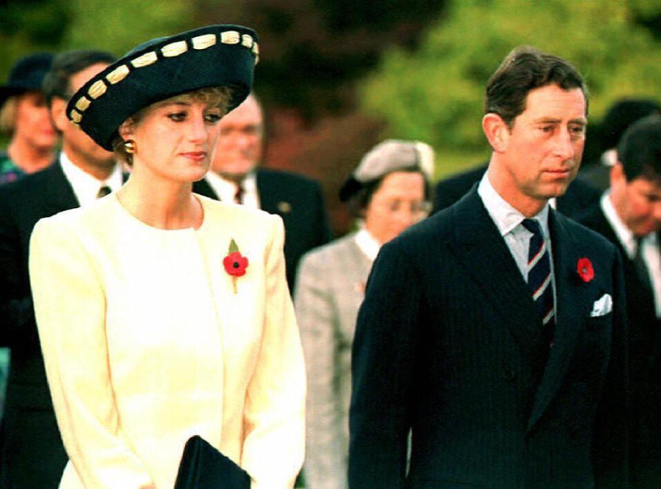 Príncipe Carlos Lady Di