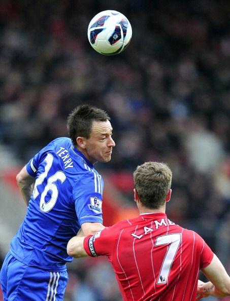 Ni el gol ni las ganas del polémico Terry salvan al Cheslea, que ve arri...