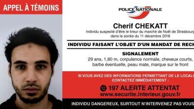 Matan al sospechoso del ataque a un mercado de Navidad en Estrasburgo
