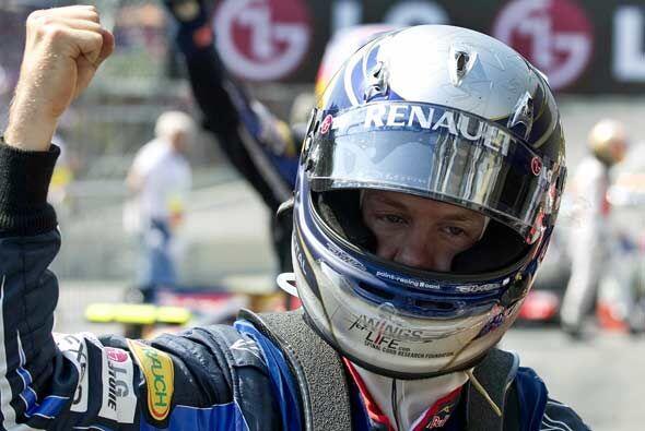 Vettel llegará a la última carrera de la temporada en tercer puesto, tod...