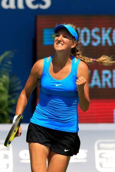 A lo largo de su carrera suma siete títulos de la WTA.