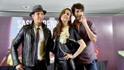 Sasha, Benny y Erick dejarán atrás la nostalgia y buscaran complacer a s...