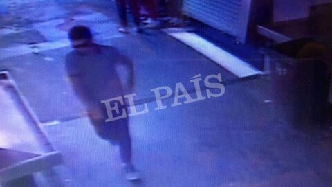 Así huyó el sospechoso del atropello masivo en Las Ramblas, aún en búsqueda