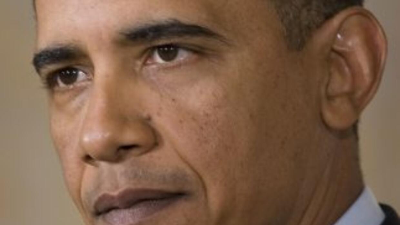 El presidente Barack Obama reiteró su apoyo a la reforma migratoria comp...