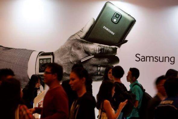 Samsung Galaxy Note 3 La categoría de phanblets popularizada por Samsung...