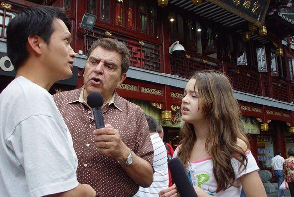 ¿Cómo es visitar China? Una experiencia enriquecedora diría este gran pr...