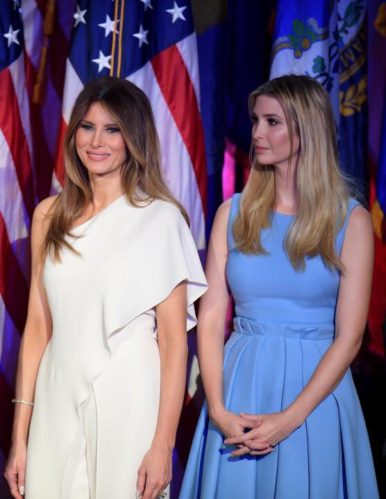 Ivanka Trump tendrá una oficina en la Casa Blanca GettyImages-621953550.jpg