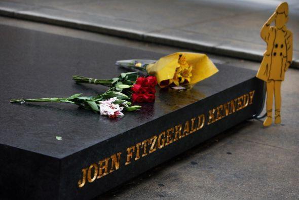 El presidente ya rindió homenaje el pasado miércoles a Kennedy con una v...