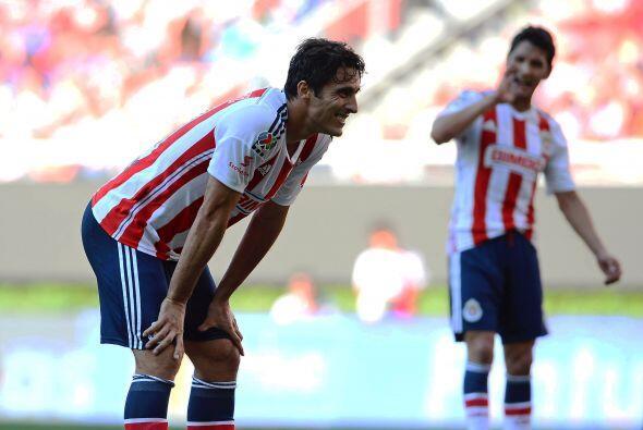 La falta de gol en las Chivas ha sido una constante en los últimos años,...