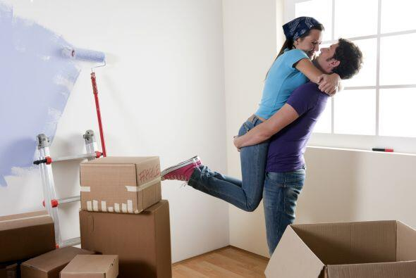 Disfruta de cada momento de la nueva etapa. Si te mudas con tu pareja go...