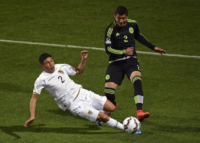 México vs. Bolivia