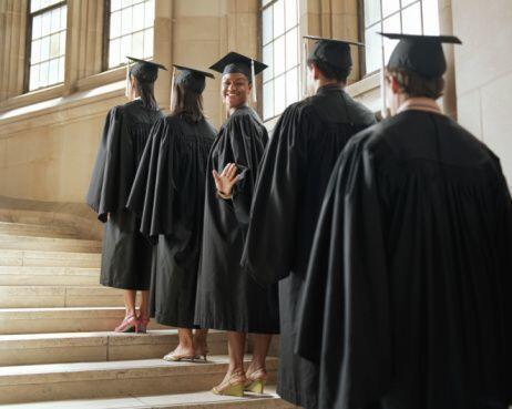 El nivel de educación de los trabajadores está en constante aumento.