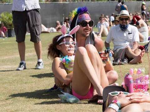 El festival de Coachella cerró su edición 2014 con los m&a...