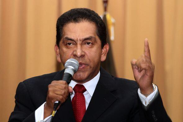 Lucio Gutiérrez, ex presidente Ecuador  En Brasil también encontró asilo...