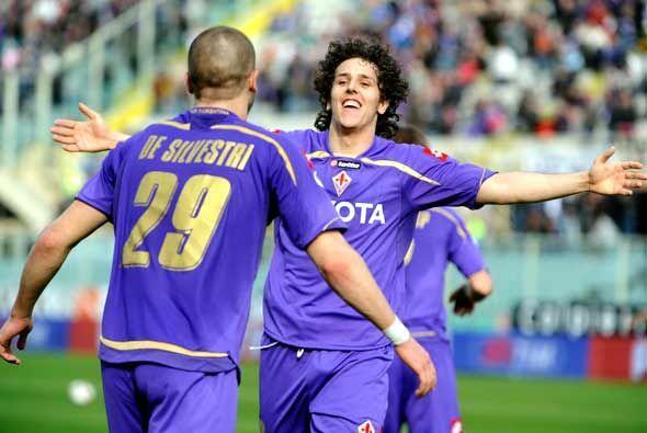 Y en el duelo con más anotaciones, la Fiorentina no tuvo piedad al golea...