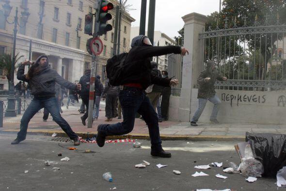Sin embargo, no todos en Grecia piensan lo mismo y este viernes se llevó...