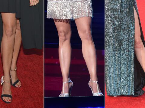 ¿Sabes de quién son estas piernas?