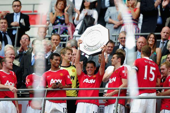 Recién llegado se consagró campeón de la Copa FA.