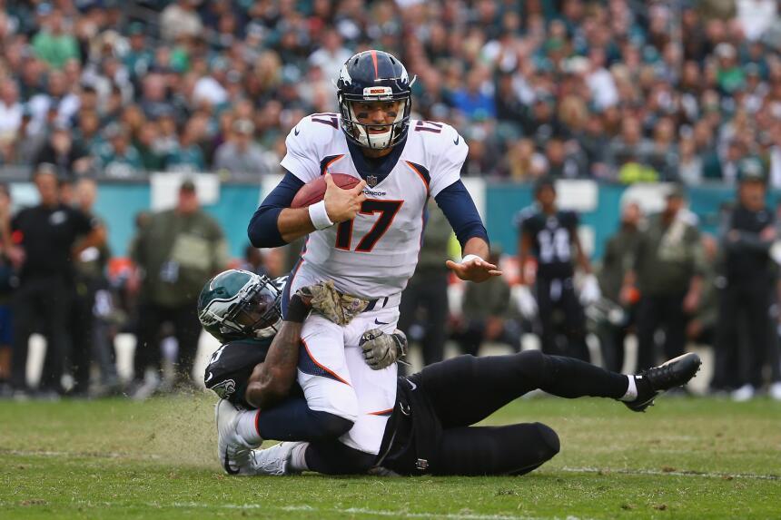 Los Eagles propinan paliza a Broncos y están imponentes en la NFL brock-...