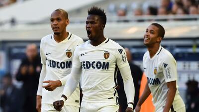 Baldé y Lemar mantienen al Mónaco en la lucha en la Ligue 1