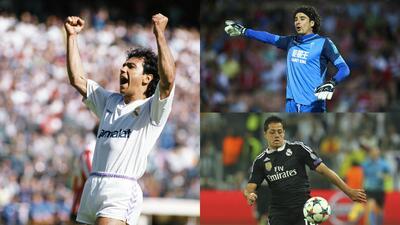 El equipo ideal de mexicanos que han jugado en la Liga de España